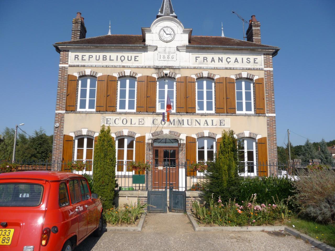 2008-09-07 - Ancienne école La Chaussée