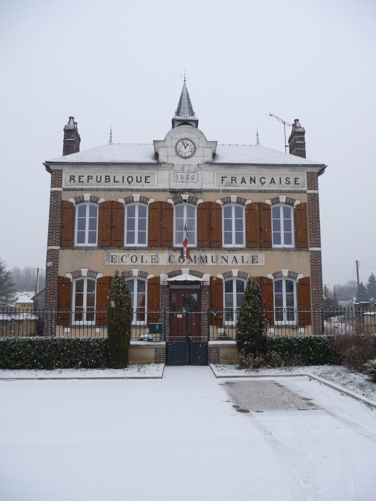 2009-01-10 - Ancienne école La Chaussée