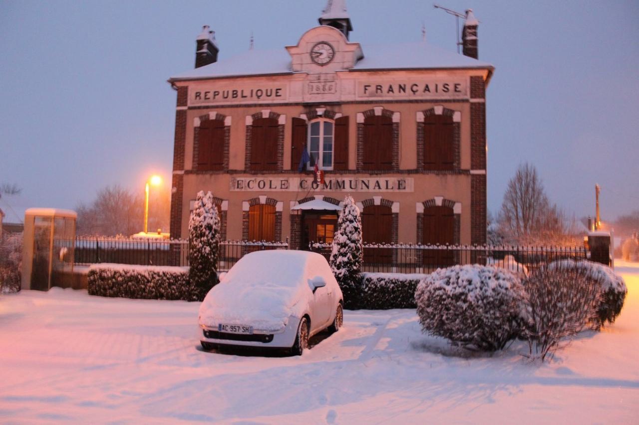 2009-12-18 - Ancienne école La Chaussée