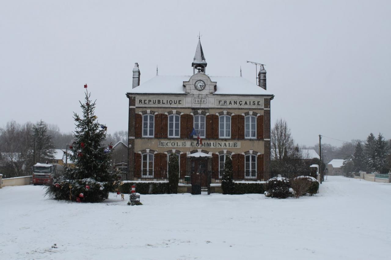 2009-12-20 - Ancienne école La Chaussée