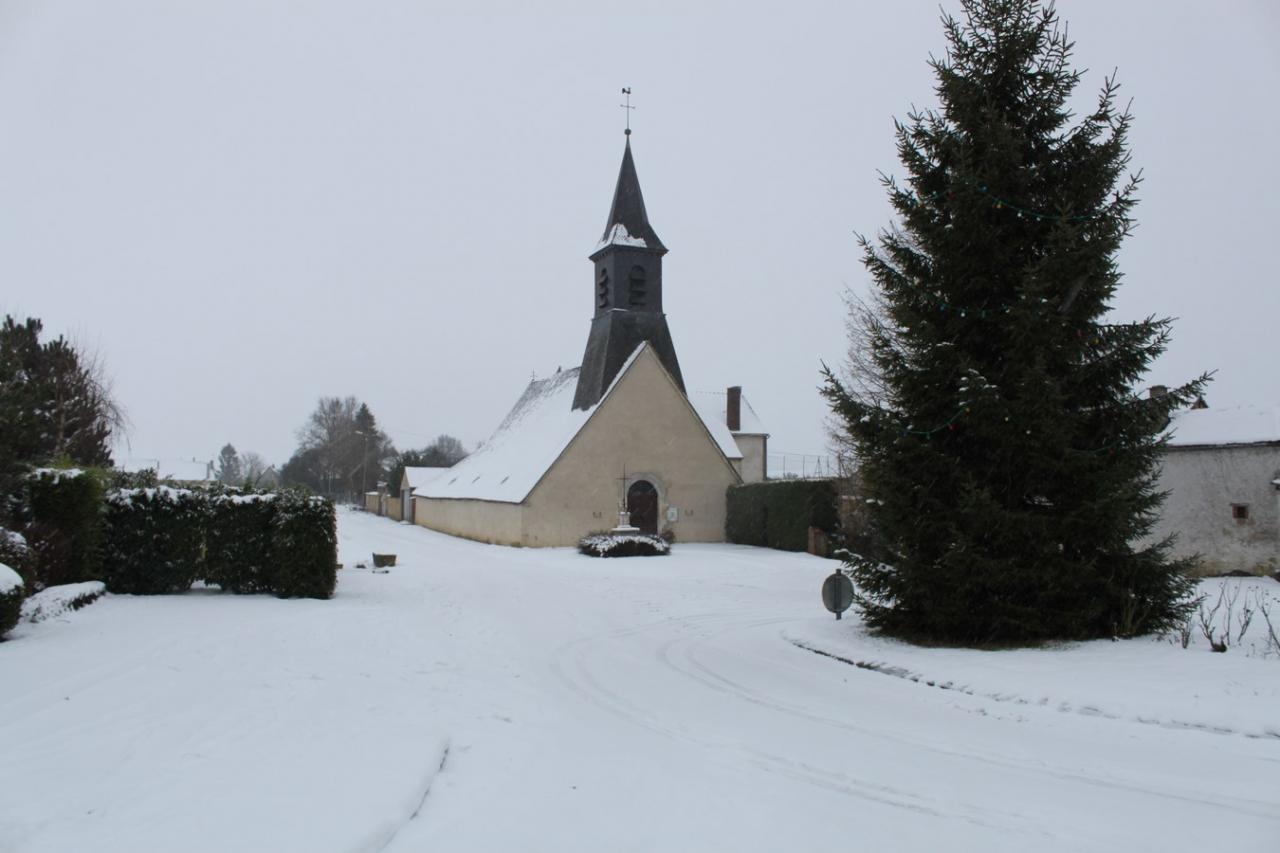 2009-12-20 - Eglise Butteaux